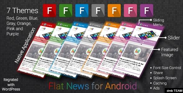 FlatNewsforAndroid