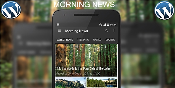 25+ News Android App with Source Code for Playstore