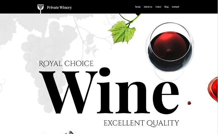 PrivateWinery