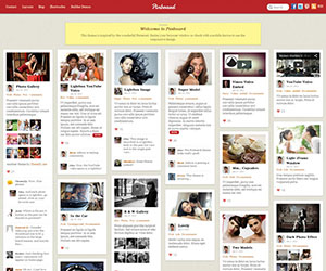 20+ Collection of Best Pinterest Style WordPress Themes 2018