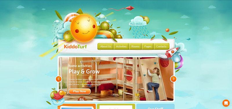 Child and Children WordPress Themes