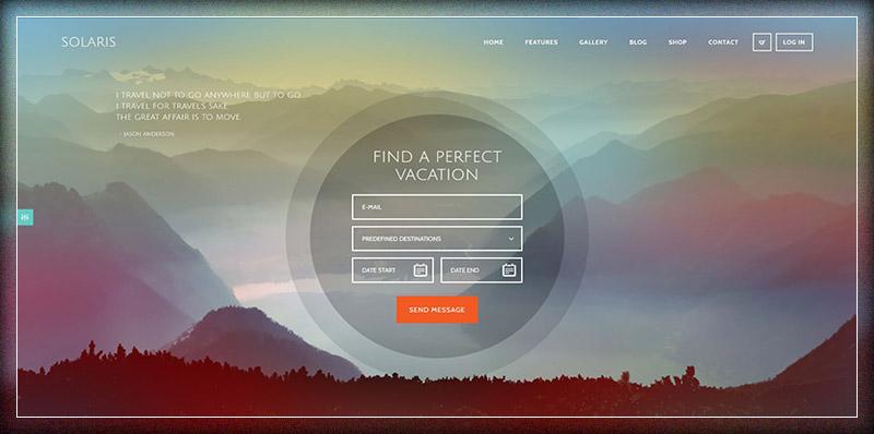 15+ Travel WordPress Themes