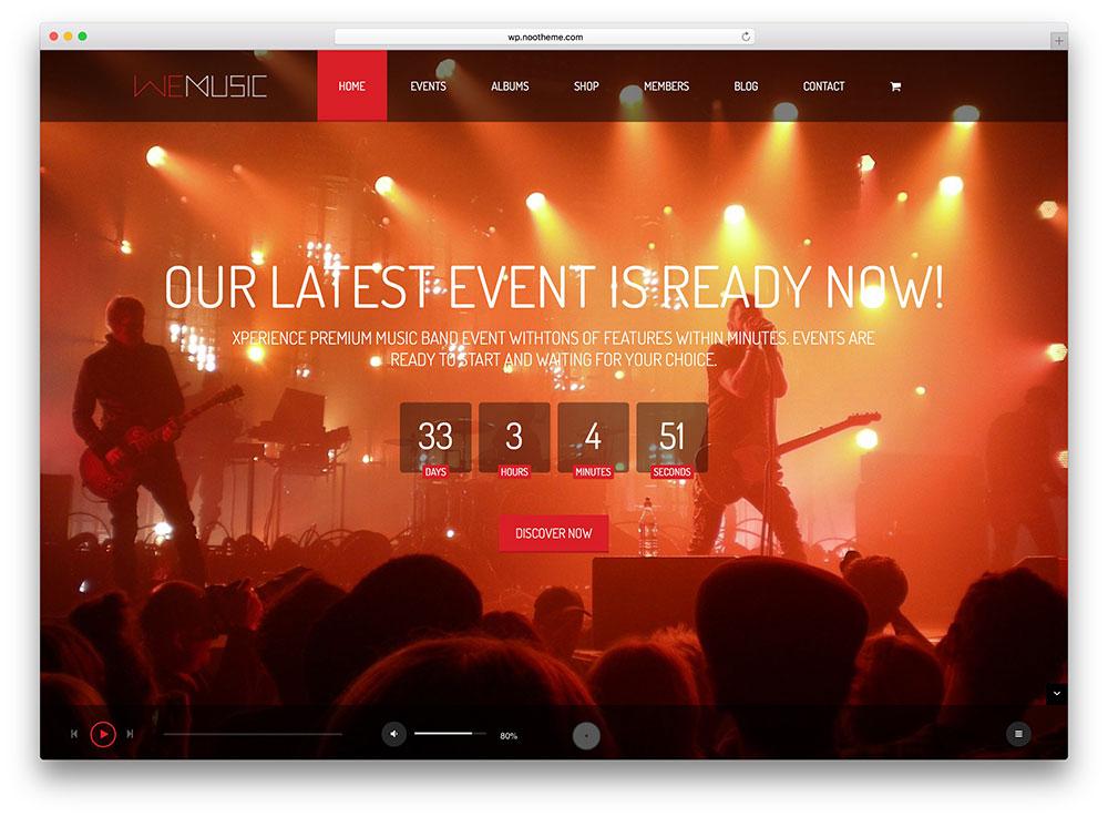 15+ Ultimate WordPress Entertainment Themes 2020